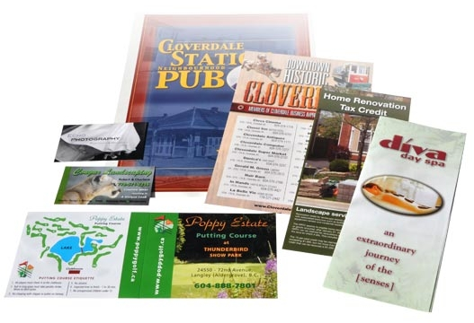 digital printing samples